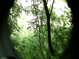 Скрытая камера онлайн в лесу