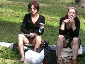 Секс в парках подсмотренное видео